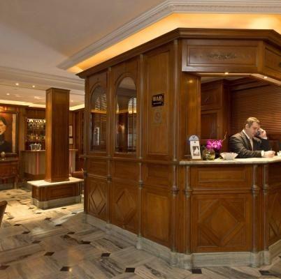 BEST WESTERN PREMIER Hôtel Trocadéro la Tour – Reception