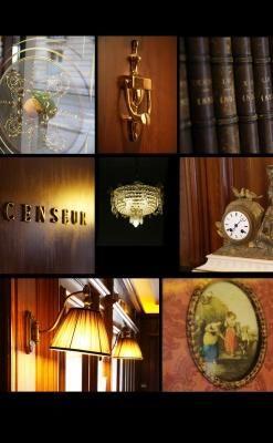 Hotel Trocadero La Tour - Details