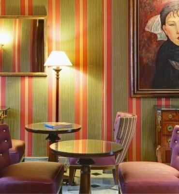 Hotel Trocadero La Tour Paris - Lounge