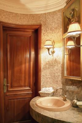 Hotel Trocadero La Tour Paris - Bathroom