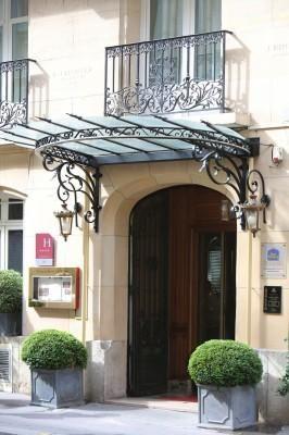 Hotel Trocadero La Tour Paris - Hotel exterior