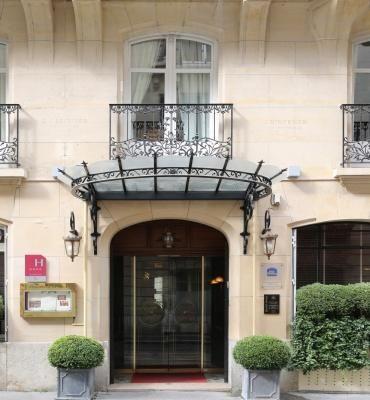 Hotel Trocadero La Tour - Exterior