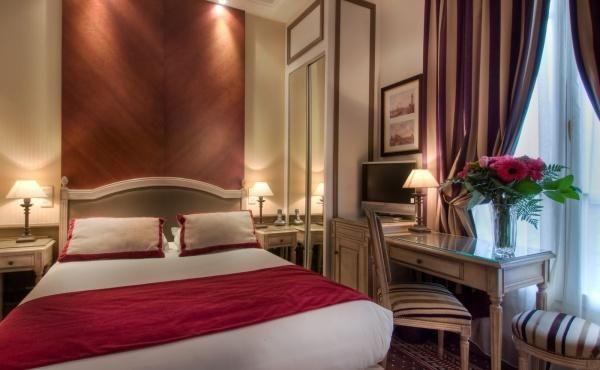 BEST WESTERN PREMIER Hôtel Trocadéro la Tour – Classic Room