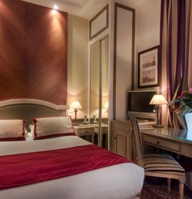 BEST WESTERN PREMIER Trocadéro la Tour Hotel Paris – Classic Room